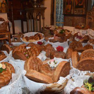 Εισόδια της Θεοτόκου: Μέγας Εσπερινός στα Αμπελάκια Σαλαμίνος