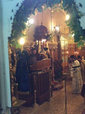 Μητρόπολη Λευκάδος: Ιερά Πανήγυρις του Αγίου Ιωάννου του Ελεήμονος
