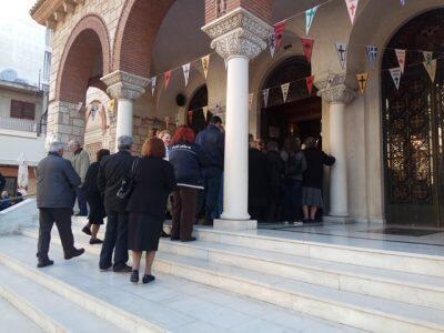 Αναχωρεί σήμερα από το Αγρίνιο η Αγία Ζώνη-κοσμοσυρροή στον Μητροπολιτικό Ιερό Ναό Ζωοδόχου Πηγής