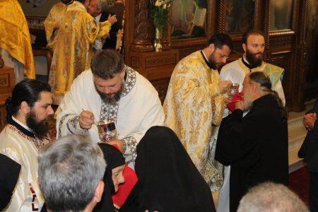 Λαμπρή Εορτή του Αγίου Ιωάννου του Χρυσοστόμου στη Χαλκίδα