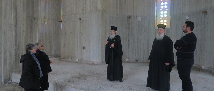 Μητρόπολη Φθιώτιδος: Ξεκινούν οι εργασίες αποπερατώσεως του Ιερού Ναού Αγίου Αθανασίου Λυγαριάς
