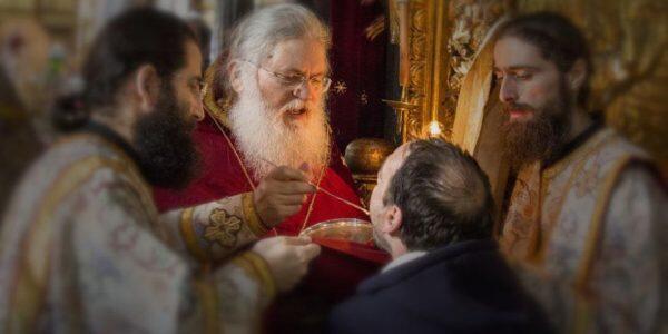 Σήμερα στις 8.30 μ.μ. ο Γέροντας Εφραίμ θα τελέσει Ιερά Αγρυπνία ενώπιον της Αγίας Ζώνης