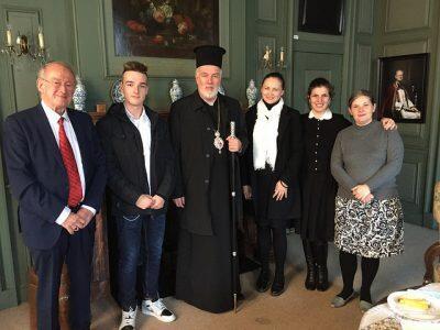 Νέα Ορθόδοξη Ενορία στην Χάγη Ολλανδίας