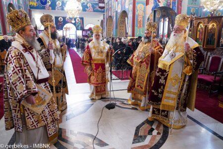 Κιλκίς: Υποδοχή της ιεράς Εικόνος της Παναγίας Σουμελά στον ιερό Ναό Αγιων Πεντεκαίδεκα Μαρτύρων