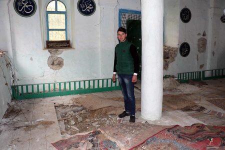 Λεηλάτησαν τζαμί, παλιά ιστορική Εκκλλησία για να βρουν το «Θησαυρό των Ελλήνων»
