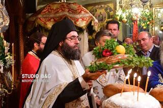 Μοναδικές εικόνες: Το Άργος τιμά την Παναγία Κατακεκρυμμένη στο ιστορικό Μοναστήρι