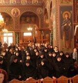 Συγκινημένος τέλεσε την πρώτη Θεία Λειτουργία ο Μητροπολίτης Μετεώρων Θεόκλητος
