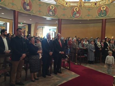 Ζυρίχη: Εορτή Αγίου Δημητρίου και Επέτειος 28ης Οκτωβρίου