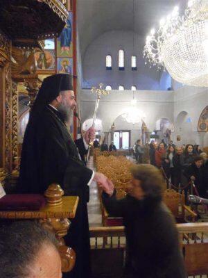 Μητρόπολη Θεσσαλιώτιδος: Ιερά μνήμη του οσίου και θεοφόρου πατρός ημών Αρσενίου του Καππαδόκου