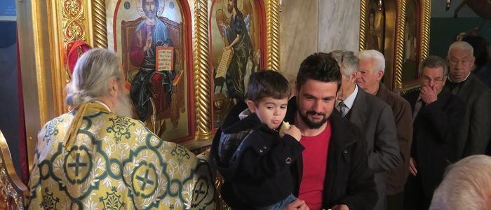 Λαμπρά εορτάσθηκε η μνήμη της Αγίας Αικατερίνης στη Στυλίδα