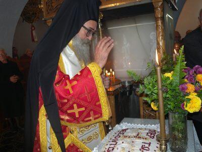 Μητρόπολη Γορτύνης: Θεία Λειτουργία την Κυριακής στην Ενορία Μιαμού