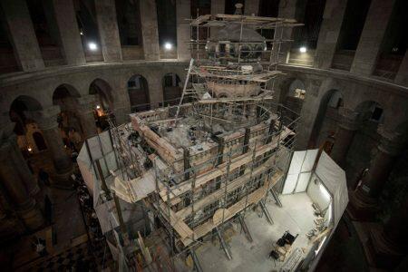 Παγκόσμιο δέος προκαλούν οι αποκαλύψεις για τον Πανάγιο Τάφο