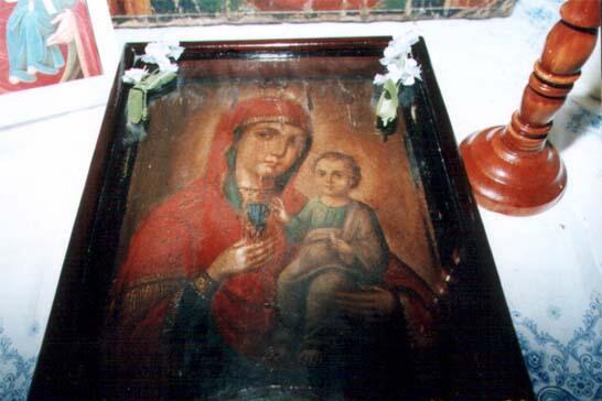Μύρο Δακρύζει Εικόνα της Θεοτόκου στη Ρωσία-συγκλονιστική μαρτυρία