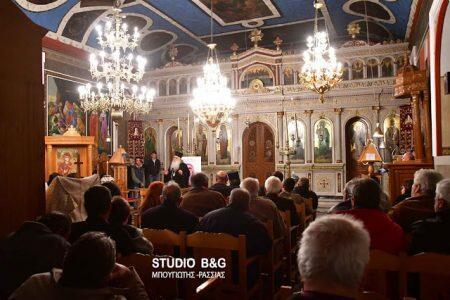 Ξεκίνησαν οι πνευματικές συναντήσεις στο Μαλαντρένι με ομιλητή τον Αργολίδος Νεκτάριο