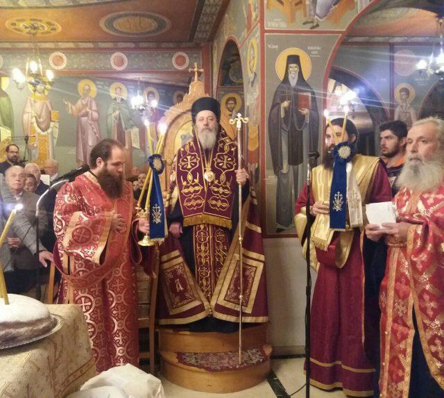Η Εορτὴ των Εισοδίων της Θεοτόκου στην Πάτρα (ΦΩΤΟ)