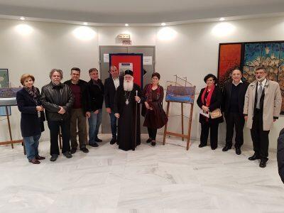 Μητρόπολη Δημητριάδος: Παρουσιάστηκε ο Συλλογικός Τόμος για την ναυτική παράδοση της Ελλάδος