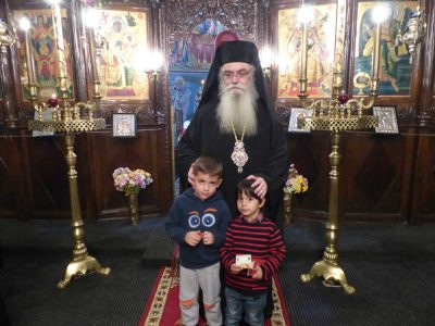 Μητρόπολη Καστοριάς: Λαμπρή Εορτή των Αγίων Αρχαγγέλων