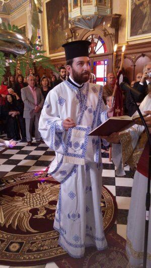 Μητρόπολη Λευκάδος: Εις διάκονον χειροτονία π. Βασιλείου Αρβανίτη