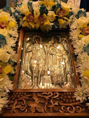 Λάρισα: Μεγαλοπρεπώς  εορτάσθηκε η μνήμη των Παμμεγίστων Ταξιαρχών