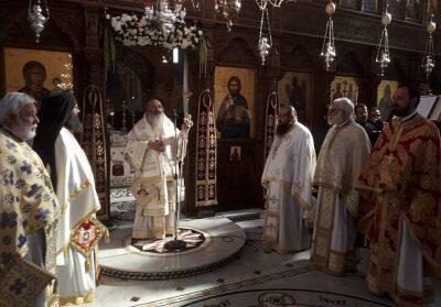 Πανηγυρικά εορτάστηκε ο Πολιούχος Άγιος της Λεμεσού