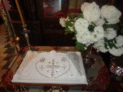 Τεσσαρακονθήμερο Μνημόσυνο μακαριστής Μοναχής Τατιανής, της Ιεράς Μονής Αγίας Παρασκευής Κορωνείας