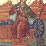 Ιερά Αγρυπνία επί τη μνήμη της Αγίας μεγαλομάρτυρος Αικατερίνης στον Ιερό Ναό Υψώσεως Τιμίου Σταυρού στο Χολαργό