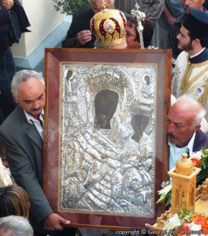 Ο εκπρόσωπος του συνδέσμου των απανταχού Κιμωλίων στο ΕΚΚΛΗΣΙΑonline για τον αυριανό εορτασμό προς τιμήν της Παναγίας Οδηγήτριας