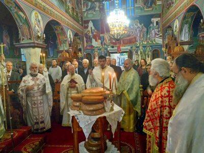 Μητρόπολη Παραμυθίας: Εορτάστηκε με λαμπρότητα η μνήμη του Αγίου Μηνά του Θαυματουργού
