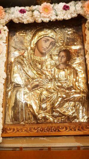 Εόρτασε η ιστορική Ιερά Μονή Ομπλού Πατρών