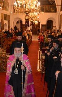 Υπό ακραία καιρικά φαινόμενα εόρτασε η Ρόδος τον Πολιούχο της Άγιο Νεομάρτυρα Κωνσταντίνο τον Υδραίο