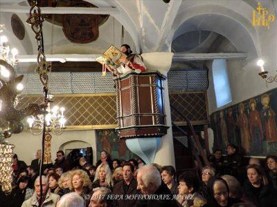 Άρτα: Λαμπρή Πανήγυρις Ιεράς Μονής Αγίας Αικατερίνης Καταρράκτη