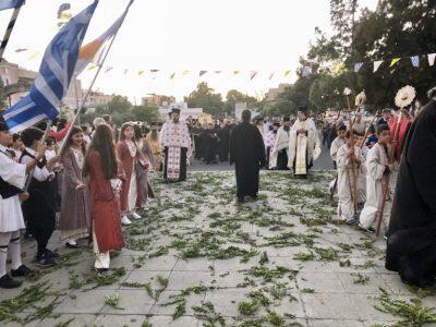 Κύπρος: Χιλιάδες πιστοί υποδέχθηκαν τα Ιερά Λείψανα του Αγίου Ανδρέα