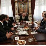 Στον Αρχιεπίσκοπο αντιπροσωπεία της Διακοινοβουλευτικής Συνέλευσης Ορθοδοξίας
