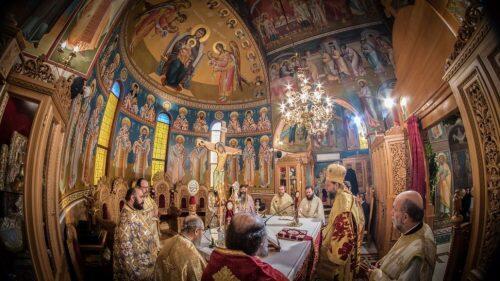 Λαμπρή Εορτή του Αγ. Νεκταρίου στο Ηράκλειο Αττικής