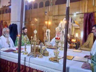 Λαμπρή Εορτή των Εισοδίων της Θεοτόκου στη Μητρόπολη Παραμυθίας