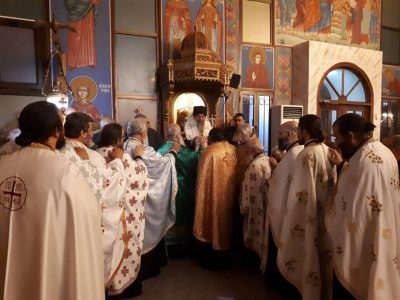 Λαμπρή Εορτή του Αγίου Στυλιανού στη Μητρόπολη Λεμεσού