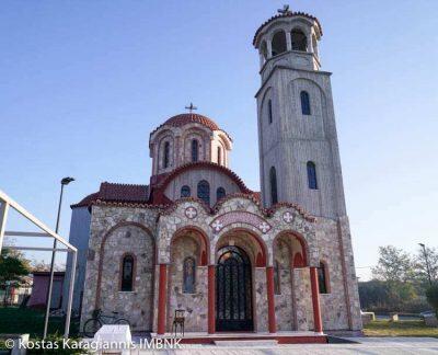 Πανηγύρισε ο Ιερός Ναός Αγίου Αρσενίου του Καππαδόκου στο Πλατύ Ημαθίας