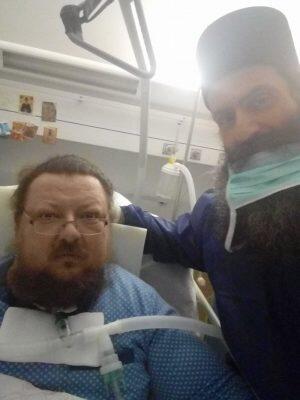 Συγκλονίζει ο επικήδειος για τον 38χρονο Πρωτοπρ. Γεώργιο Σαράφη από τον πνευματικό του πατέρα Αρχιμ. Παλαμά