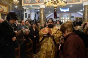 Οι Λουκαΐτες τίμησαν τον Προστάτη τους Άγιο Ιωάννη Χρυσόστομο