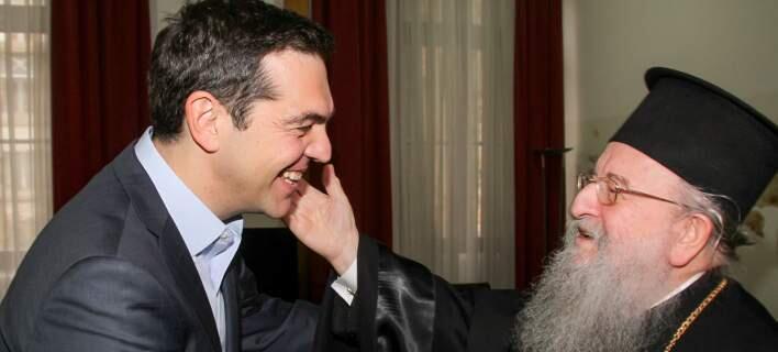 Ωμή παραδοχή βουλευτή του ΣΥΡΙΖΑ εκθέτει το Α.Π.Θ για Μητροπολίτη Άνθιμο