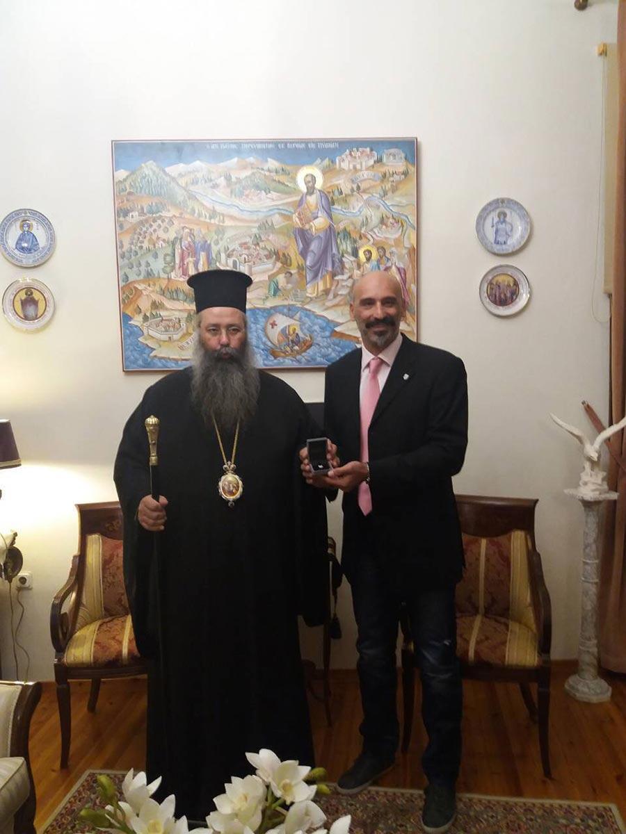 Επίσκεψη Πρωταθλητών Στίβου Επισκοπείο Κατερίνης