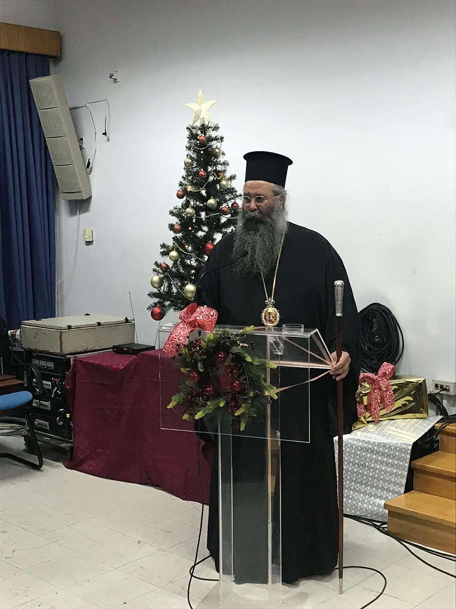 Χριστουγεννιάτικη Γιορτή του Μουσικού Σχολείου Κατερίνης και της Σχολής Βυζαντινής Μουσικής της Ιεράς Μητροπόλεως Κίτρους, Κατερίνης και Πλαταμώνος