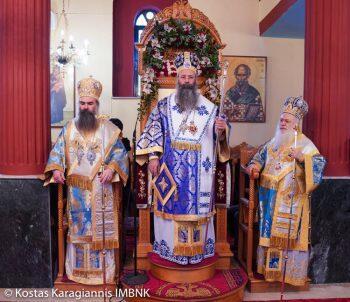 Ολοκληρώθηκαν οι εορτασμοί του Ιωβηλαίου των 100 χρόνων του Ιερού Ναού Αγίου Νικολάου Μελίκης