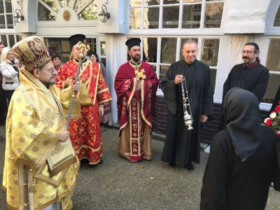 Λαμπρή Πανήγυρις του Αγίου Νικολάου στο Νιχώρι του Βοσπόρου