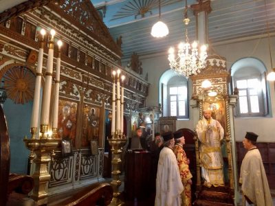 Η Εορτή του Αγίου Νικολάου στην Περιφέρεια Υψωμαθείων