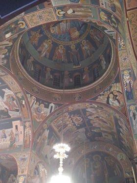Κοσμοσυρροή στα Λεύκτρα για την Τίμια Εμβάδα του Αγίου Σπυρίδωνος-ιδιαίτερη παρασκευή κολλύβων