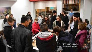 Μητρόπολη Αργολίδος: Αγιασμός στο νέο Κέντρο Νεότητος