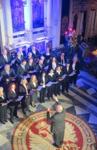 Ερμούπολη: Λαμπρή Μεθέορτος μουσική εκδήλωση στον Ιερό Ναό Αγίου Νικολάου