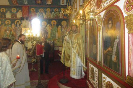 Λαμπρή Πανήγυρις του Αγίου Ανδρέα στον Μαλακώντα Ερέτριας