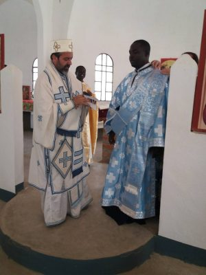 Καμερούν: Πρώτη Χειροτονία Ιθαγενούς κληρικού στον Άγιο Αχίλλιο